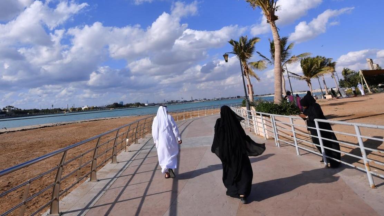 السعودية نيوز |  مؤشر السعادة 2021: السعودية الأولى عربيًا
