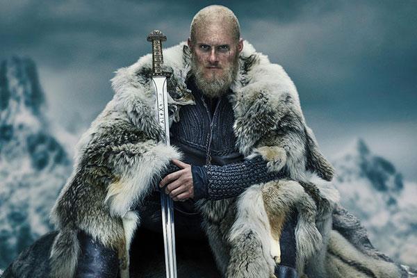 عشرة حقائق عن مسلسل Vikings