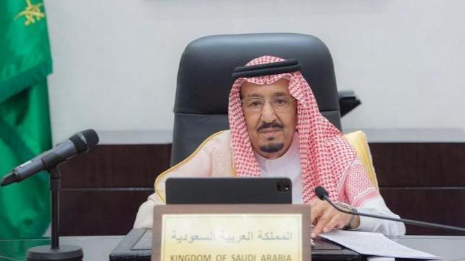 السعودية نيوز |  الملك سلمان: أطلقنا مبادرتنا لتقليل الإنبعاثات الكربونية لأكثر من 10 في المئة