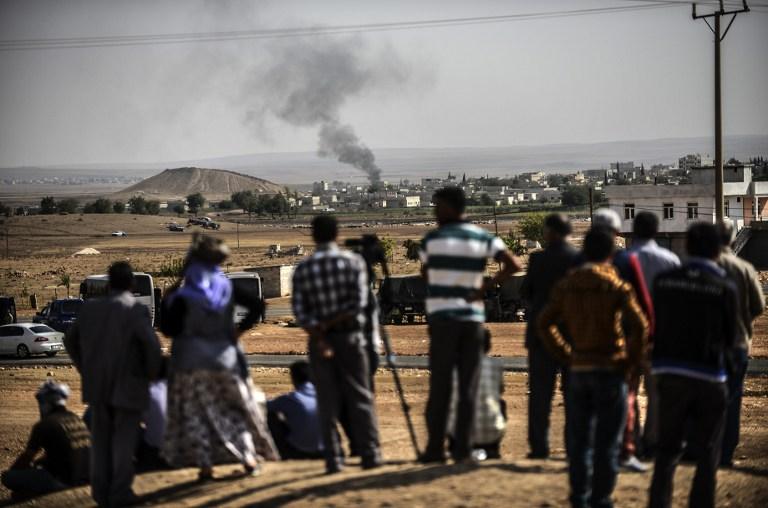تنظيم داعش تكبد خسائر جسيمة بسبب ضربات التحالف