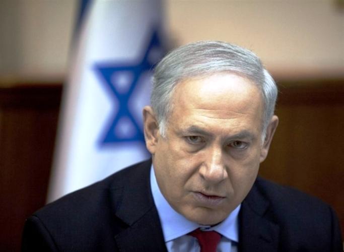 رئيس الحكومة الاسرائيلية بنيامين نتانياهو