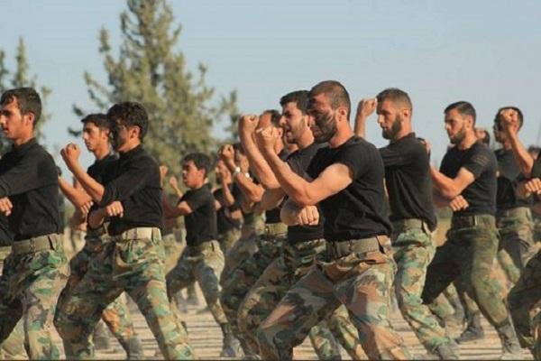 مقاتلون في جيش الإسلام