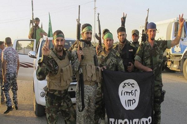 استعدادات القوات العراقية لمعركة الفلوجة