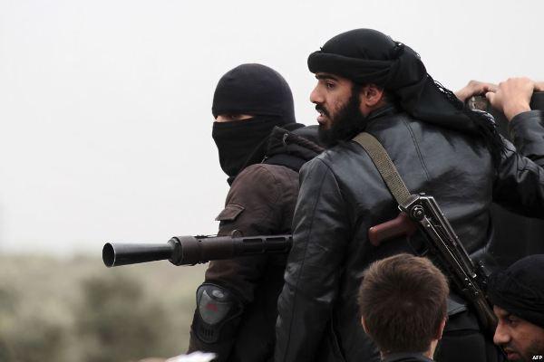 مقاتلو النصرة