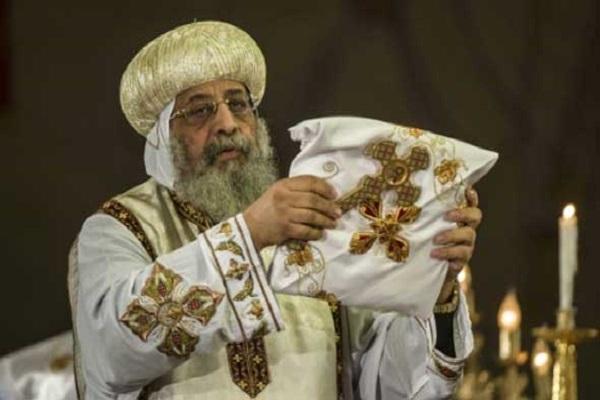 البابا تواضروس الثاني، بطريرك الأقباط الأرثوذكس في مصر