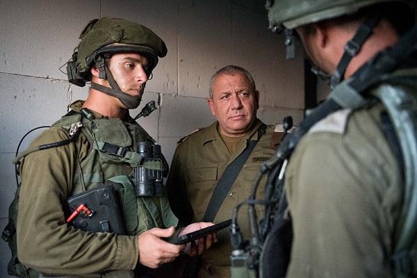 رئيس الأركان الإسرائيلي لـ
