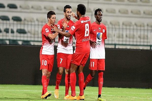 الجزيرة يستعيد صدارة الدوري الإماراتي
