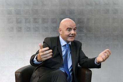 إنفانتينو يدعم نهائيات بـ 48 منتخباً و16 مجموعة من 3 منتخبات