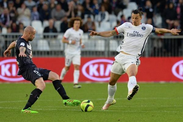 بوردو يفرض التعادل على سان جرمان في الدوري الفرنسي