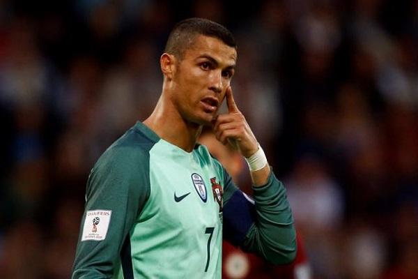 قضية رونالدو مع الضرائب الإسبانية تصنع الحدث في البرتغال