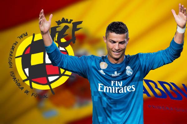 أعلنت لجنة الاستئناف التابعة للاتحاد الإسباني رفض الاستئناف المقدم من النادي الملكي بشأن تخفيف العقوبة المفروضة على رونالدو