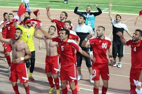 لقب الدوري السوري للجيش والهبوط لجبلة والفتوة والحرية والجزيرة