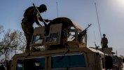 Getty Images الجيش الأفغاني في حالة تأهب للقتال رغم محادثات السلام التي تُعقد مؤخرا