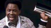 AFP تي بي جوشوا أحد أكثر المبشرين الأفارقة تأثيرا، ويحظى بمتابعة جموع غفيرة تضم سياسيين بارزين