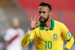 مدرب البرازيل يريد نيمار مع المنتخب في أولمبياد طوكيو