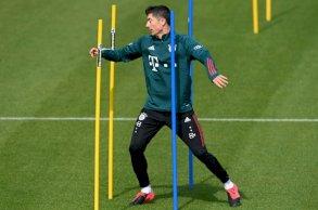 بطولة المانيا: بايرن ميونيخ على موعدٍ مع التتويج بلقبٍ تاسعٍ تواليًا