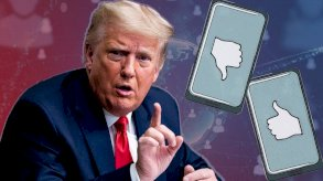 فيسبوك يؤجل قراره بشأن عودة ترامب المحتملة