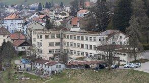 العثور على طفلة فرنسية في سويسرا