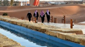 واحة سعودية فارهة... وجهة سفر بديلة في ظل قيود فرضتها الجائحة