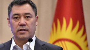 استفتاء على توسيع صلاحيات الرئيس صدر جاباروف في قرغيزستان