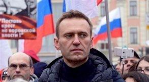 مصلحة السجون تهدد بإرغام المعارض الروسي نافالني على الطعام
