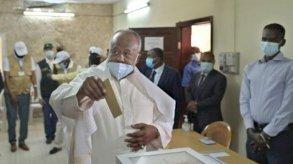 إعادة انتخاب اسماعيل عمر جيله رئيسا لجيبوتي بـ 97,44 بالمئة