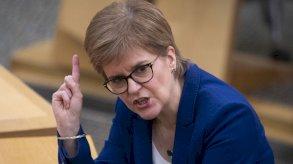 ستيرجن تدعو لاستفتاء استقلال اسكوتلندا