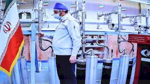 إيران تعلن تعرض منشأة نطنز النووية لعمل
