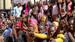 نحو ألفي سوداني لجأوا إلى تشاد هربًا من أعمال العنف في غرب دارفور
