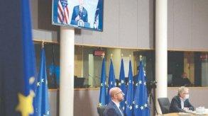 قمة أوروبية - أميركية أثناء زيارة بايدن لأوروبا منتصف يونيو