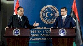 رئيس الوزراء المصري يزور ليبيا على رأس وفد كبير
