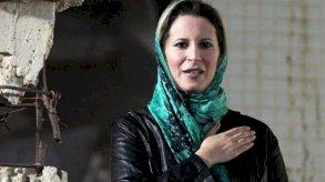 عائشة القذافي خارج قائمة الاتحاد الأوروبي السوداء