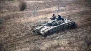 البنتاغون: التعزيزات العسكرية الروسية عند الحدود أكبر من عام 2014