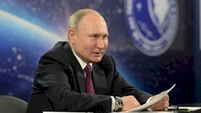 بوتين يلقي خطابه السنوي في أوج أزمة حول نافالني ومع الغرب