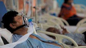 المستشفيات تعمل بأقصى طاقتها في الهند