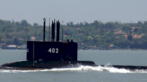 البنتاغون سيرسل طائرة للمساعدة في العثور على غواصة أندونيسية مفقودة