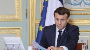 ماكرون يشدد على رغبة المصالحة مع الجزائر