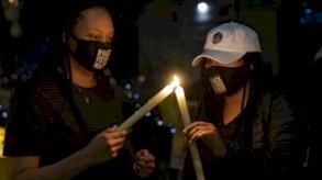 ليلة سابعة من التظاهرات قرب مينيابوليس