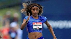 الأميركية ريتشاردسون سادس أسرع عداءة في التاريخ في 100 متر