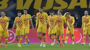 كأس إسبانيا: ميسي يقود برشلونة لفك صيام لعامين والتتويج باللقب الـ31 في تاريخه
