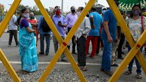 الهند تسجّل 200 ألف إصابة جديدة بكوفيد-19 خلال 24 ساعة
