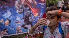 الهند: حصيلة قياسية من الإصابات والوفيات جراء كوفيد-19