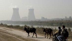 الهند تتقدم خطوة في مشروع بناء أكبر محطة نووية في العالم