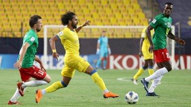 تعادل النصر السعودي في أولى مبارياته في دور المجموعات مع الوحدات الأردني دون أهداف